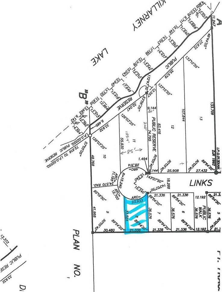 Residential property for sale at 8 Links Dr Killarney Manitoba - MLS: 1910653