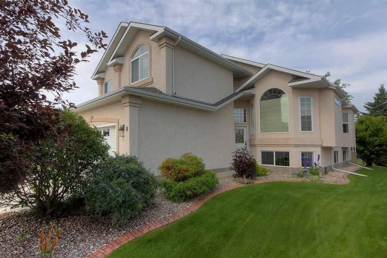 House for sale at 8 Linkside Cs Spruce Grove Alberta - MLS: E4172803
