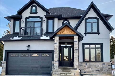 House for sale at 8 Lockman Dr Hamilton Ontario - MLS: X4621703
