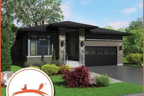 House for sale at Lot 8 Prairie Run Rd Cramahe Ontario - MLS: X4606151