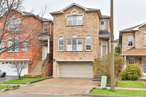 House for sale at 8 Margaret Rose Ct Toronto Ontario - MLS: W4753097