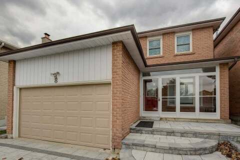 House for rent at 8 Marion Cres Markham Ontario - MLS: N4769866