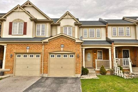 Townhouse for sale at 8 Mccandless Ct Milton Ontario - MLS: W4428984