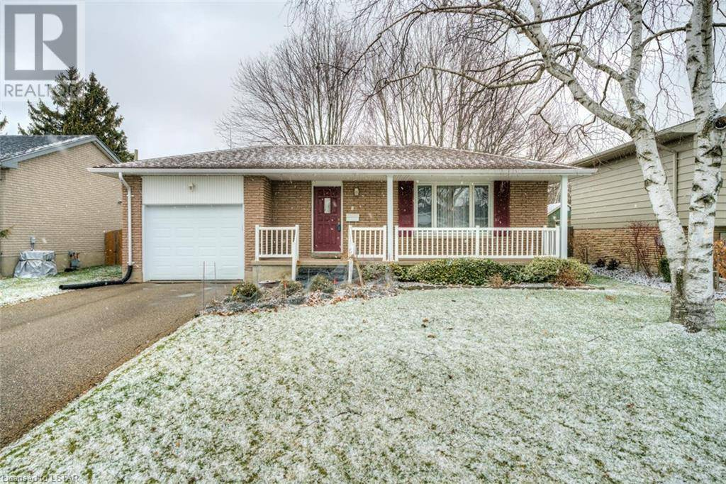 House for sale at 8 Mclarty Dr St. Thomas Ontario - MLS: 239523