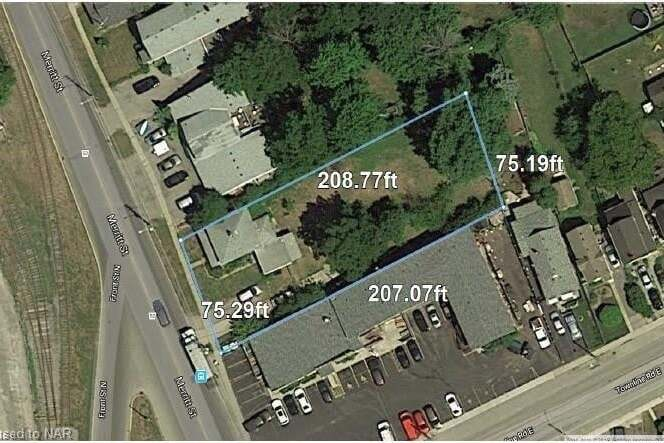 Home for sale at 8 Merritt St St. Catharines Ontario - MLS: 30812804