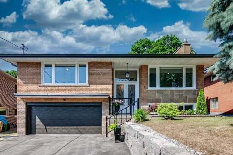 House for sale at 8 Minstrel Dr Toronto Ontario - MLS: W4819748