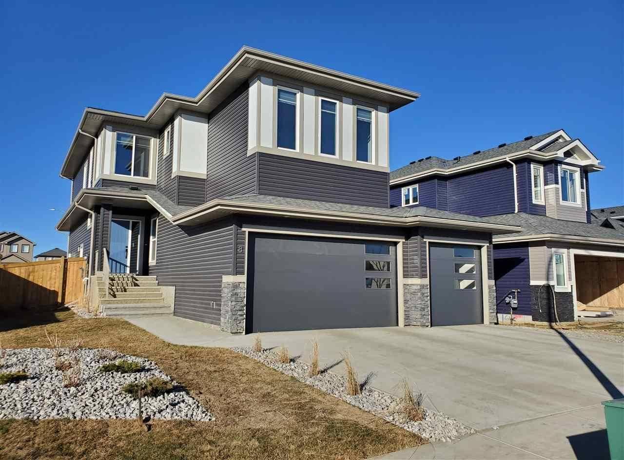 House for sale at 8 Moberg Cs Leduc Alberta - MLS: E4192274