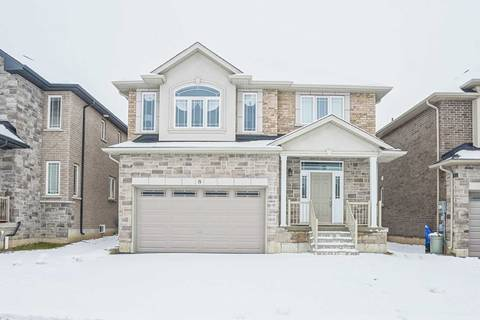 House for sale at 8 Morrison Dr Hamilton Ontario - MLS: X4689039