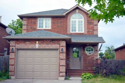 House for sale at 8 Nathan Cres Barrie Ontario - MLS: S4413496
