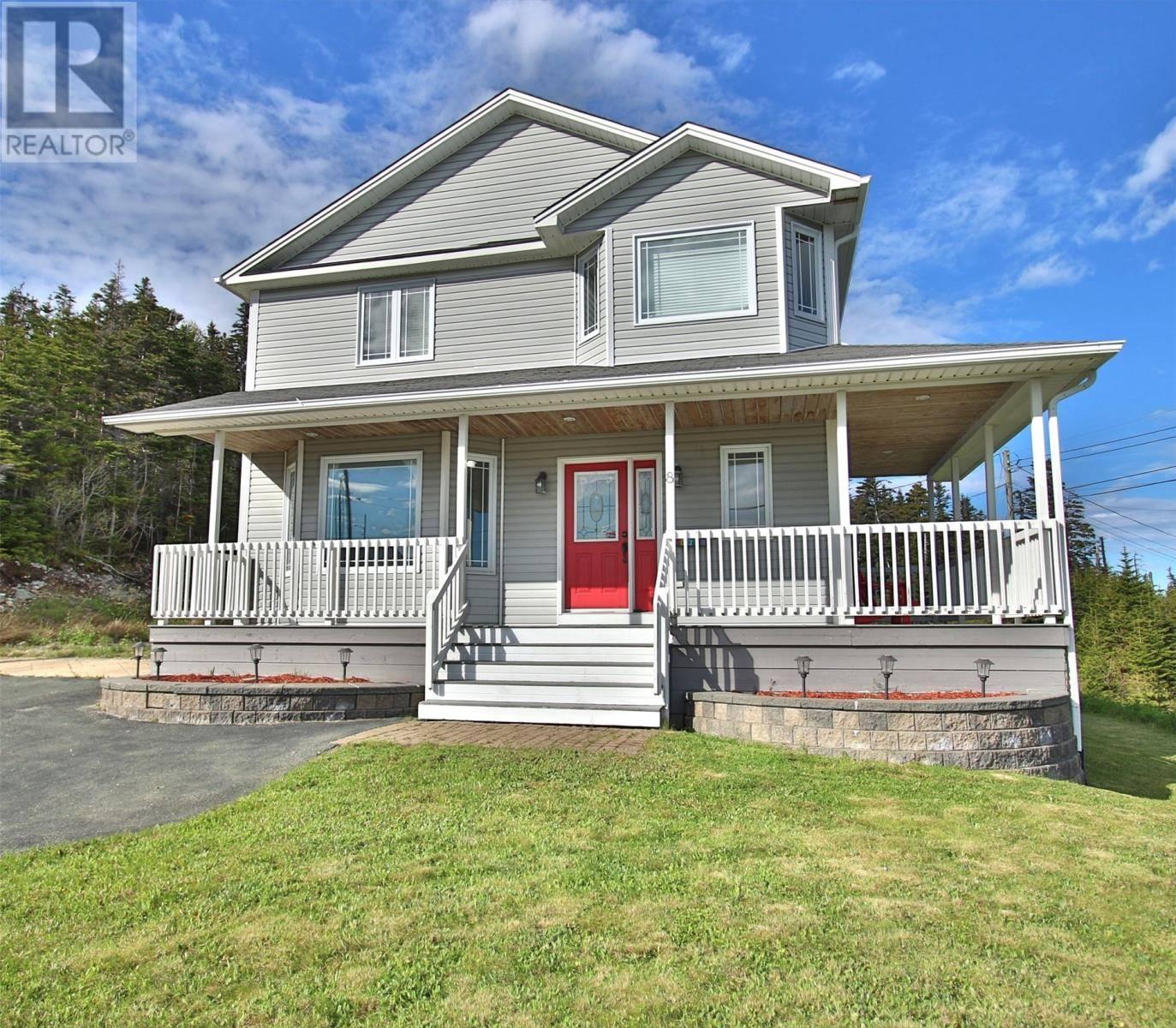 House for sale at 8 Nathaniel Dr Torbay Newfoundland - MLS: 1198181