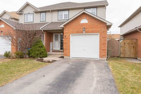 Townhouse for sale at 8 Newell Ct Hamilton Ontario - MLS: X4733512