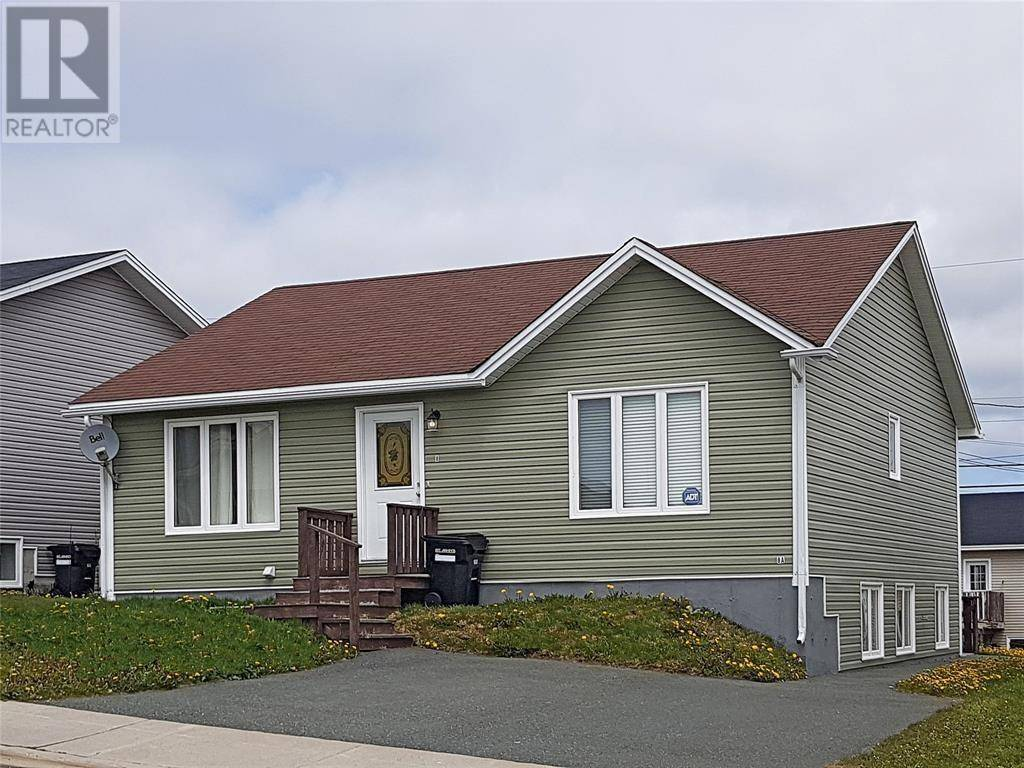 House for sale at 8 Nonia St St. John's Newfoundland - MLS: 1207755