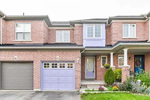 Townhouse for sale at 8 Oglevie Dr Whitby Ontario - MLS: E4915952