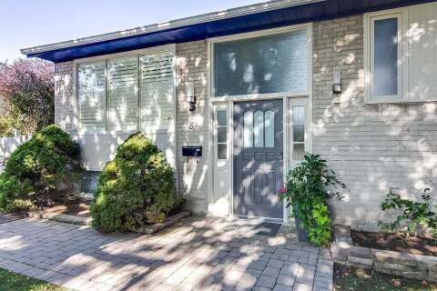 House for rent at 8 Overton Cres Toronto Ontario - MLS: C4769392