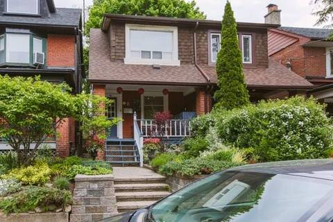 Townhouse for rent at 8 Ozark Cres Toronto Ontario - MLS: E4475855