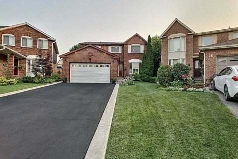 House for sale at 8 Paramount Pl Brampton Ontario - MLS: W4786803