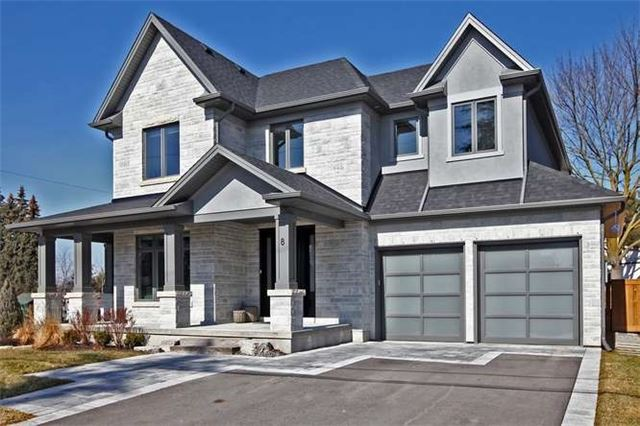 Sold: 8 Parkway Avenue, Markham, ON