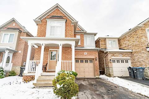 House for sale at 8 Penbridge Circ Brampton Ontario - MLS: W4648265