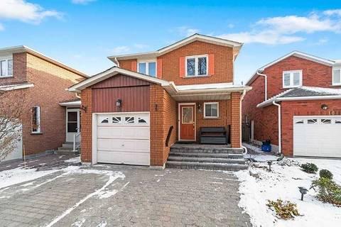 House for sale at 8 Penhurst Ct Markham Ontario - MLS: N4672261