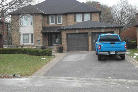 Home for rent at 8 Petch Cres Aurora Ontario - MLS: N4654100