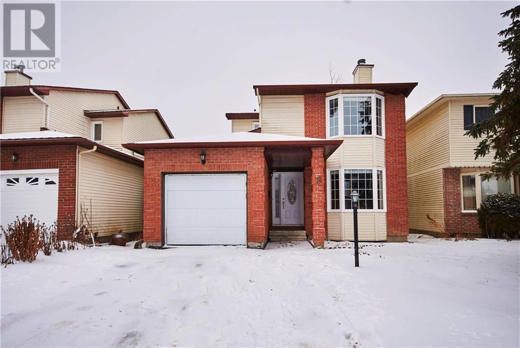 House for sale at 8 Pheasant Run Dr Ottawa Ontario - MLS: 1178817