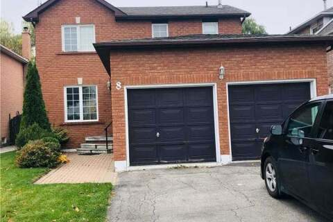 House for rent at 8 Prescott Dr Caledon Ontario - MLS: W4958414