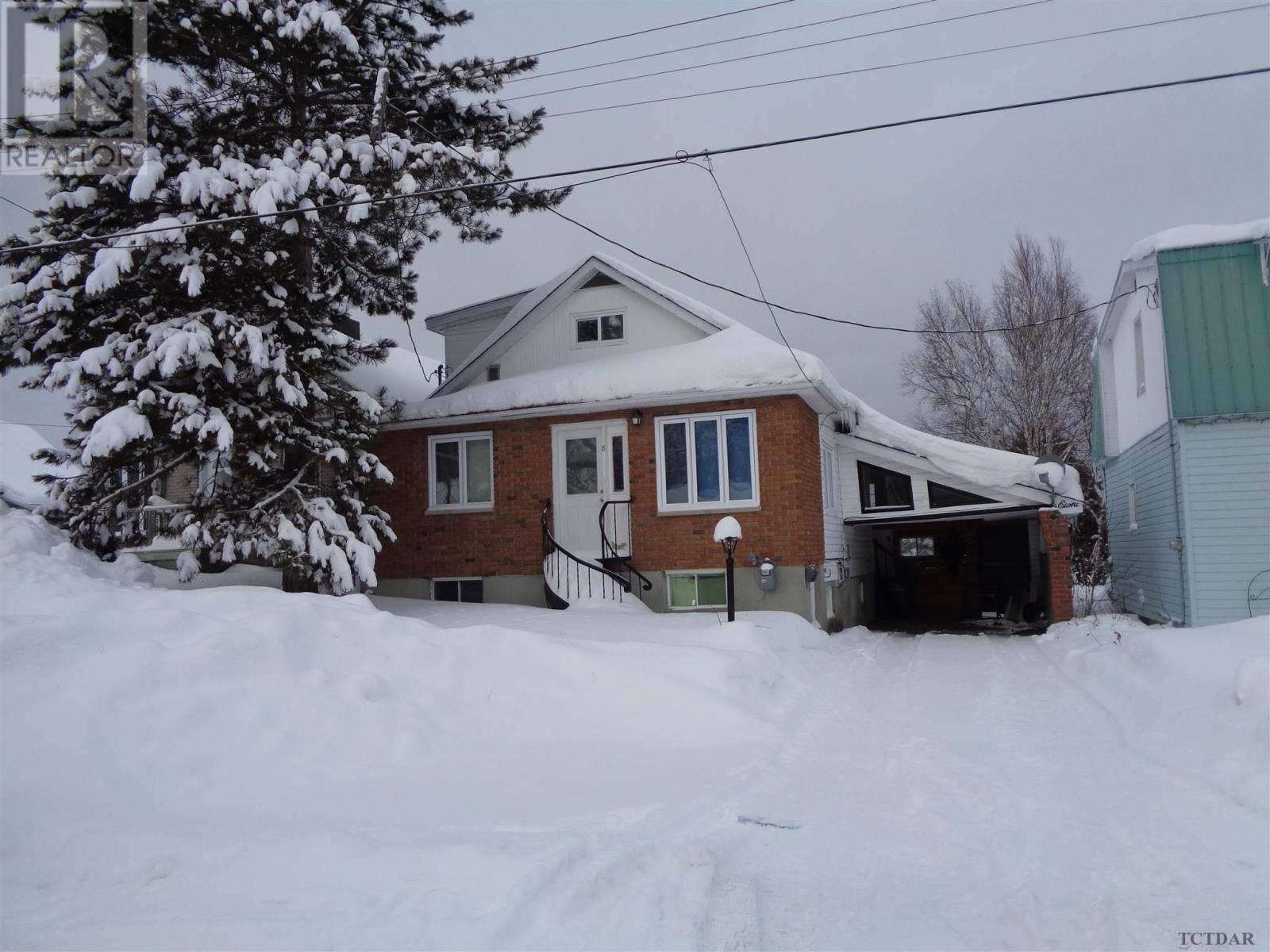 House for sale at 8 Rand Ave W Kirkland Lake Ontario - MLS: TM192776