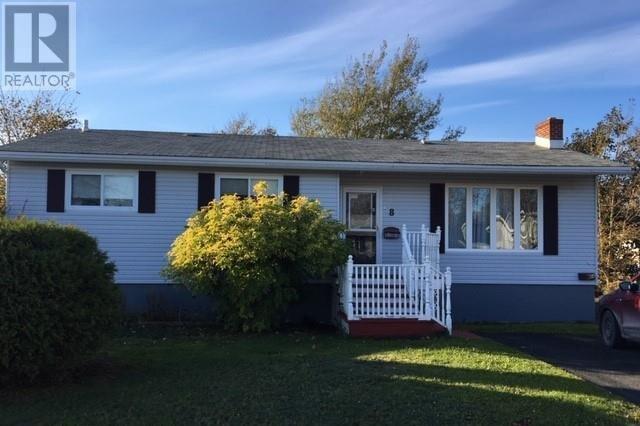 House for sale at 8 Reid St St. John's Newfoundland - MLS: 1221116