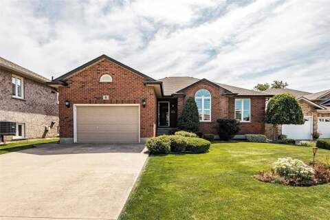 House for sale at 8 Ridge Point Dr St. Catharines Ontario - MLS: X4911596
