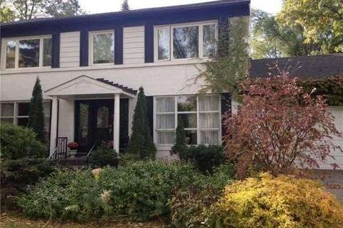 House for rent at 8 Ridgecross Rd Toronto Ontario - MLS: W4545202