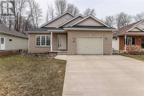 House for sale at 8 River Run Collingwood Ontario - MLS: 187848