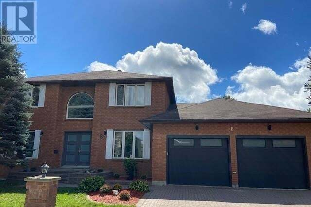 House for sale at 8 Robinhood Ct North Bay Ontario - MLS: 40020723