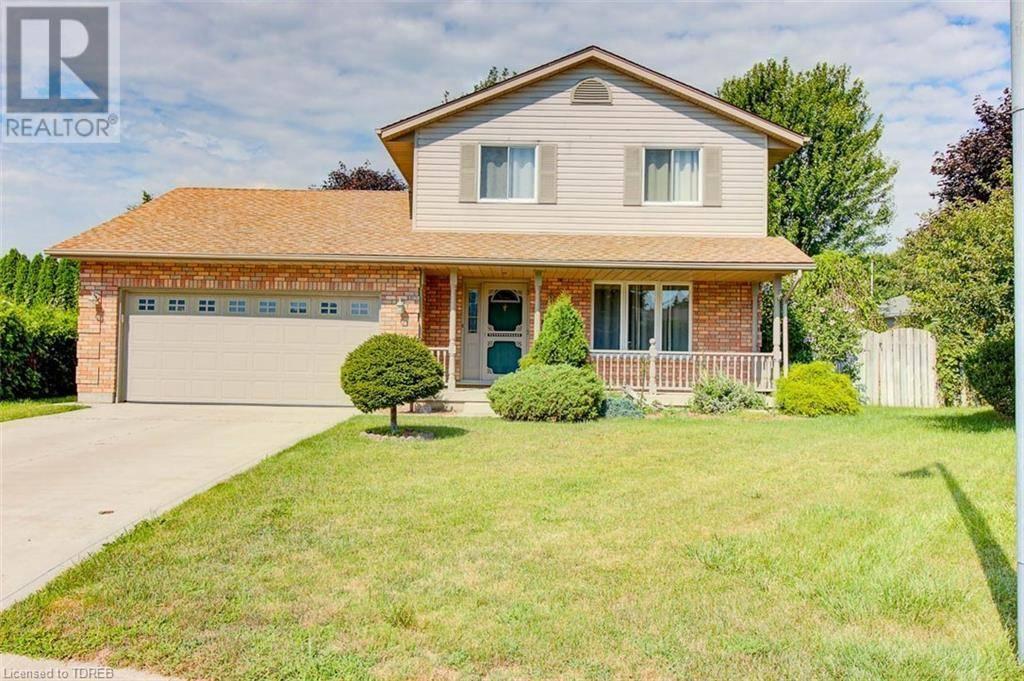 House for sale at 8 Rosalynn Circ Tillsonburg Ontario - MLS: 216708
