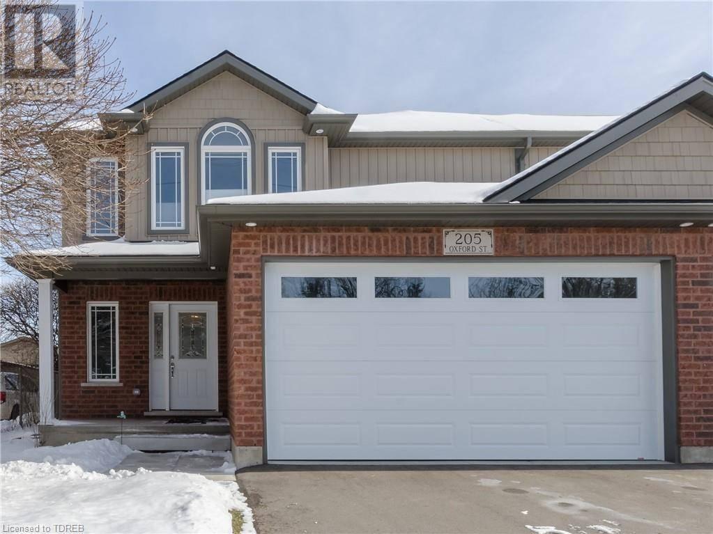 House for sale at 8 Sandy Ct Tillsonburg Ontario - MLS: 238633