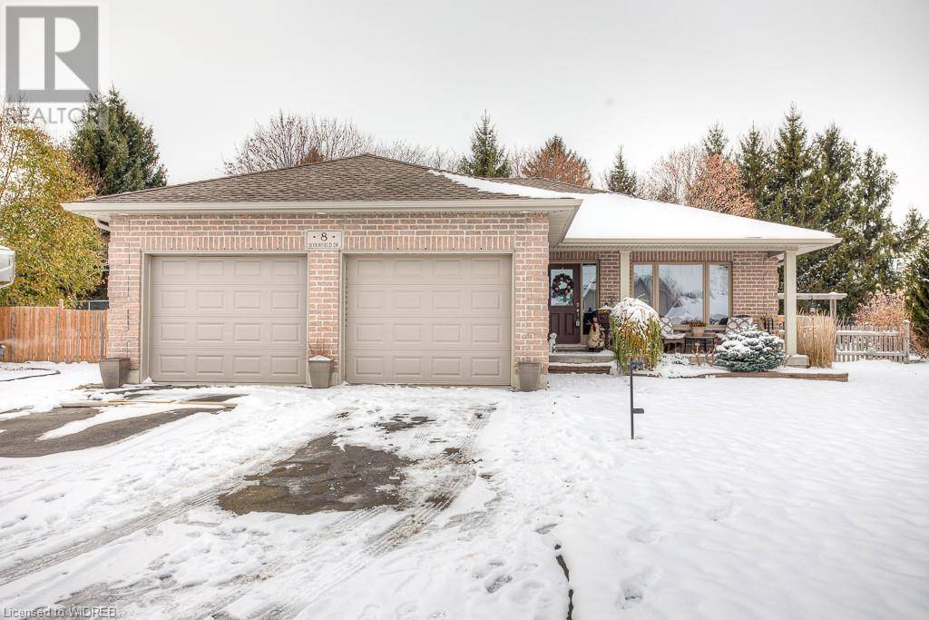 House for sale at 8 Scourfield Dr Ingersoll Ontario - MLS: 232649