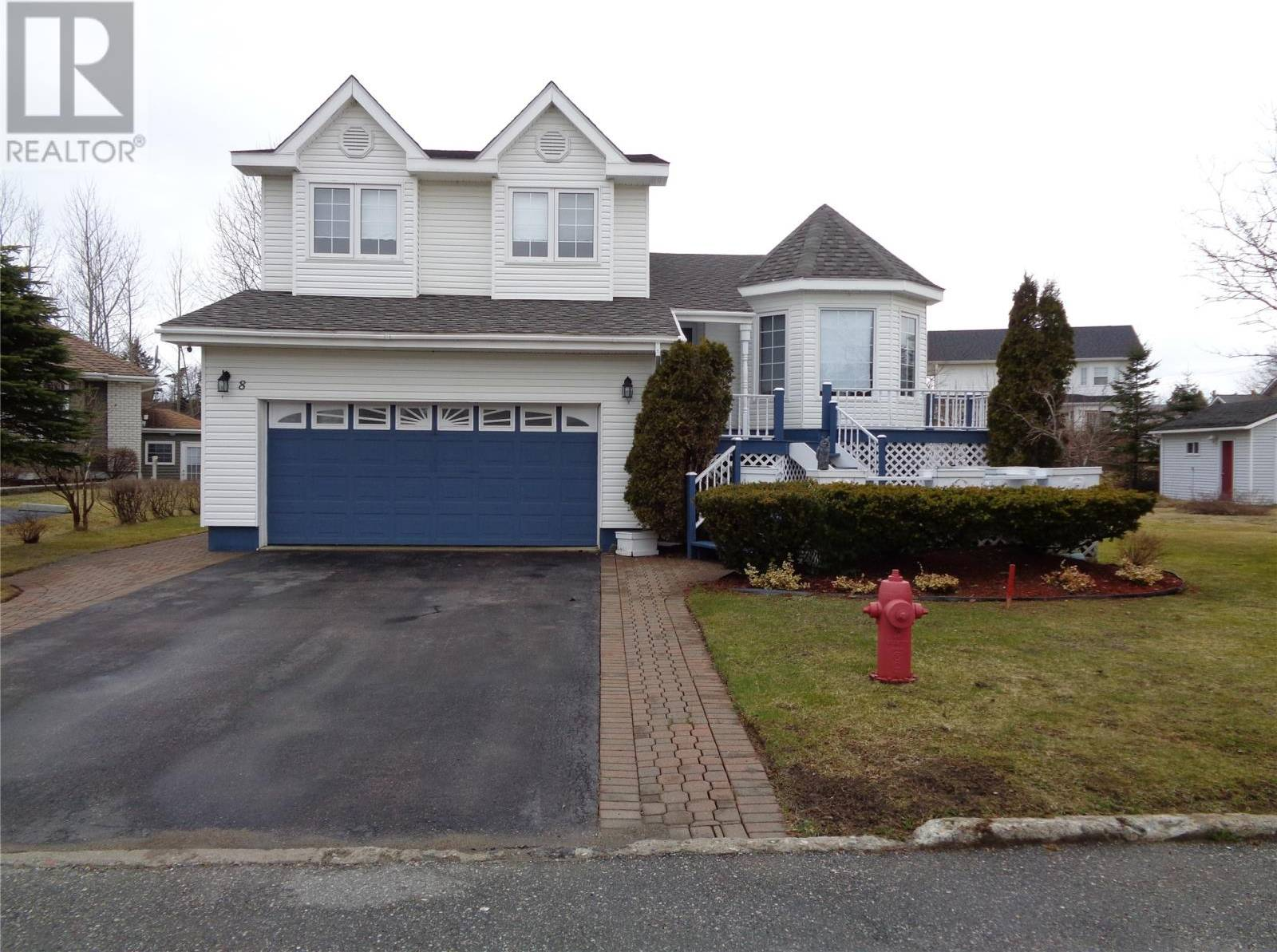 House for sale at 8 Shave Pl Stephenville Newfoundland - MLS: 1155729