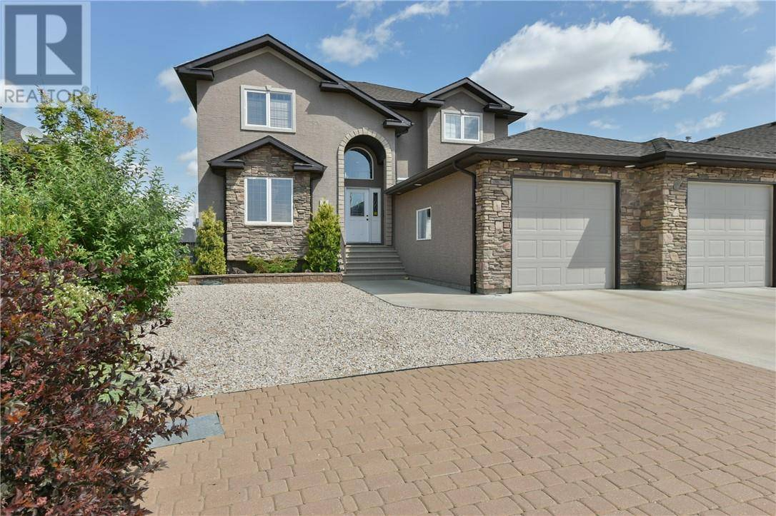 House for sale at 8 Sierra Cs Sw Medicine Hat Alberta - MLS: mh0177302