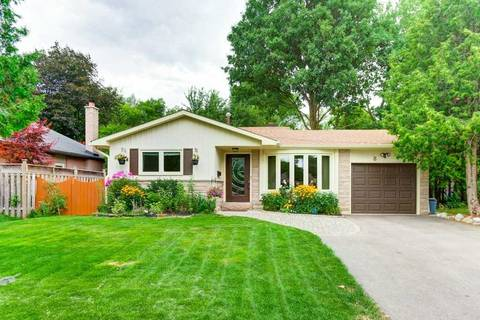 House for sale at 8 Sir Gareth Ct Markham Ontario - MLS: N4542803