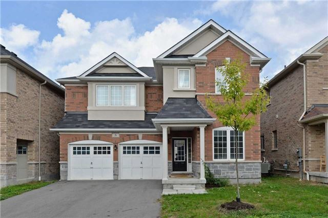 House for sale at 8 Skelton Crescent Ajax Ontario - MLS: E4331678
