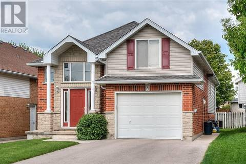 Townhouse for sale at 8 Smetana Dr Kitchener Ontario - MLS: 30739943