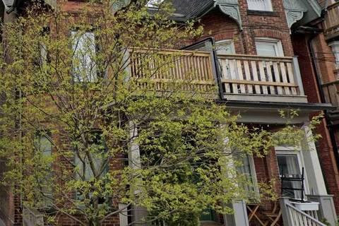 Townhouse for rent at 8 Sorauren Ave Toronto Ontario - MLS: W4608999