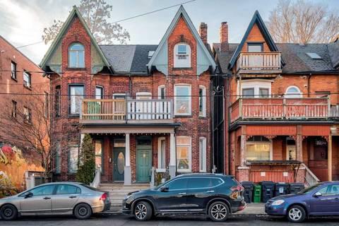 Townhouse for sale at 8 Sorauren Ave Toronto Ontario - MLS: W4673957