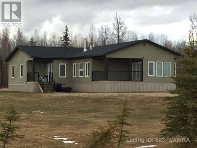 House for sale at 8 Southview Estates Whitecourt Rural Alberta - MLS: 52371