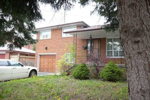 Residential property for sale at 8 Stanwood Cres Toronto Ontario - MLS: W4473816