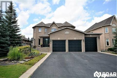 House for sale at 8 Stroud Pl Barrie Ontario - MLS: 30734232