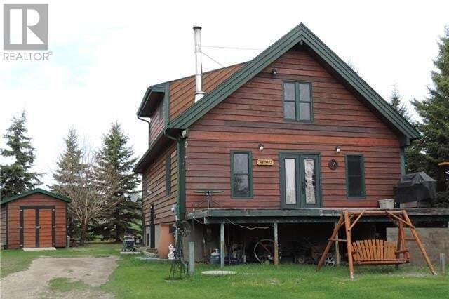 House for sale at 8 Sunnyside Rte Rural Ponoka County Alberta - MLS: CA0184764