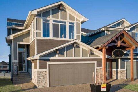 House for sale at 8 Sunrise  Common Cochrane Alberta - MLS: A1051092
