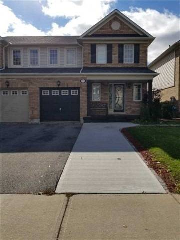 Townhouse for sale at 8 Sweetwood Circ Brampton Ontario - MLS: W4590089