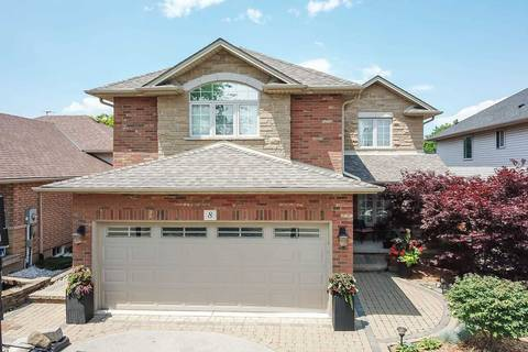 House for sale at 8 Tamarack Ct Grimsby Ontario - MLS: X4516649