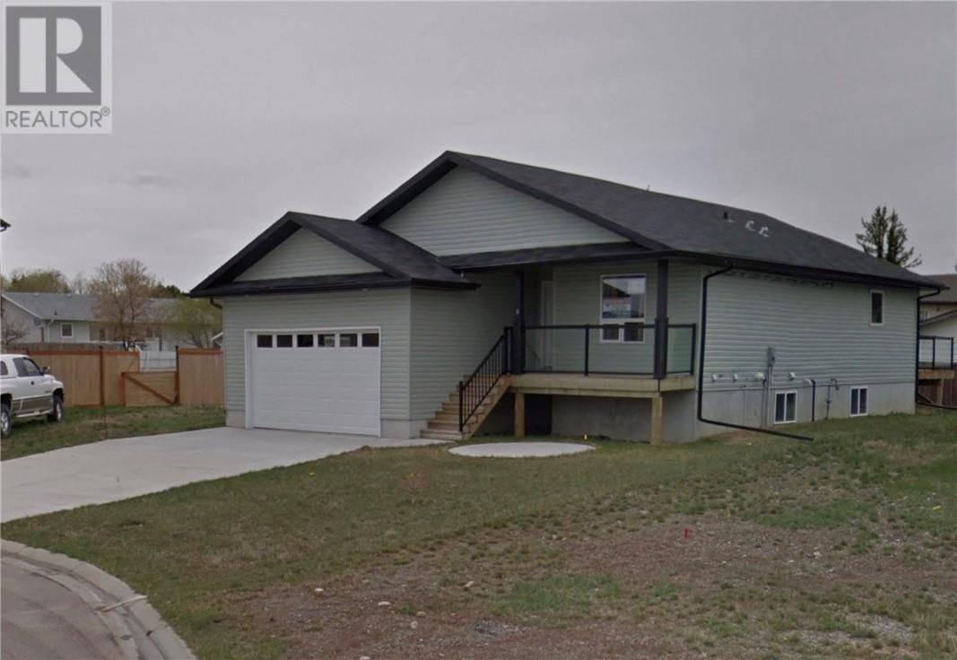 House for sale at 8 Tamarack Rd Claresholm Alberta - MLS: ld0188087